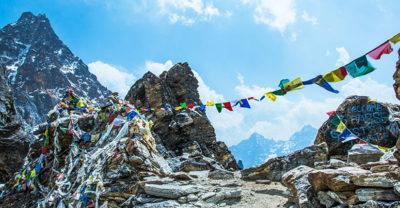 Everest Renjo Pass Trekking