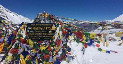 Annapurna Round Short Trekking
