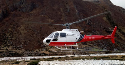 Jomsom Muktinath Helicopter Tour
