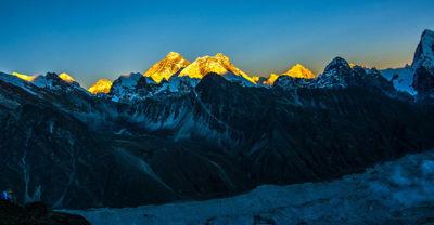 Everest Gokyo Valley Trekking