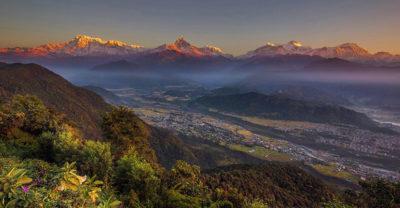 Ghorepani Ghandruk Sunrise Trekking