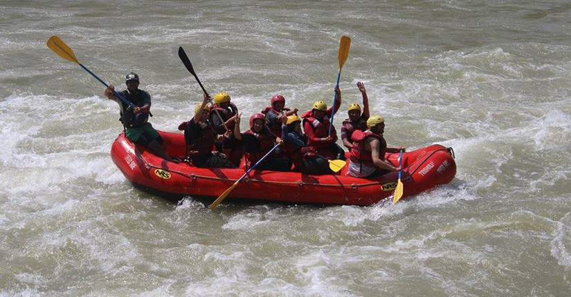 Seti River Rafting   Seti River Rafting Nepal   Rafting in ...